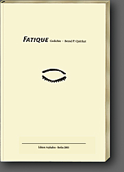 Fatique - Gedichte